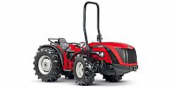 Τρακτέρ 71Hp Ergit TGF 7800 S Antonio Carraro